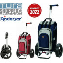 Tura Shopper Hydro 2.0. Chariot XXL 2 roues 62L + Poche isotherm