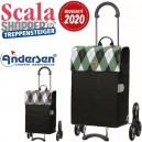 Treppensteiger Scala Shopper Anea. Chariot 6 roues 44L - Anderse