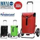 Royal Shopper Plus ORTLIEB. Chariot 2 roues 49L Andersen