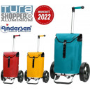 Tura Shopper ORTLIEB. Chariot XXL 2 roues 49L - Andersen