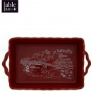 Festonne. Plat rectangulaire tartiflette 33 cm - Table & Cook