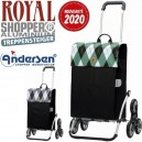 Treppensteiger Royal Shopper Anea. Chariot 6 roues 44L - Anderse